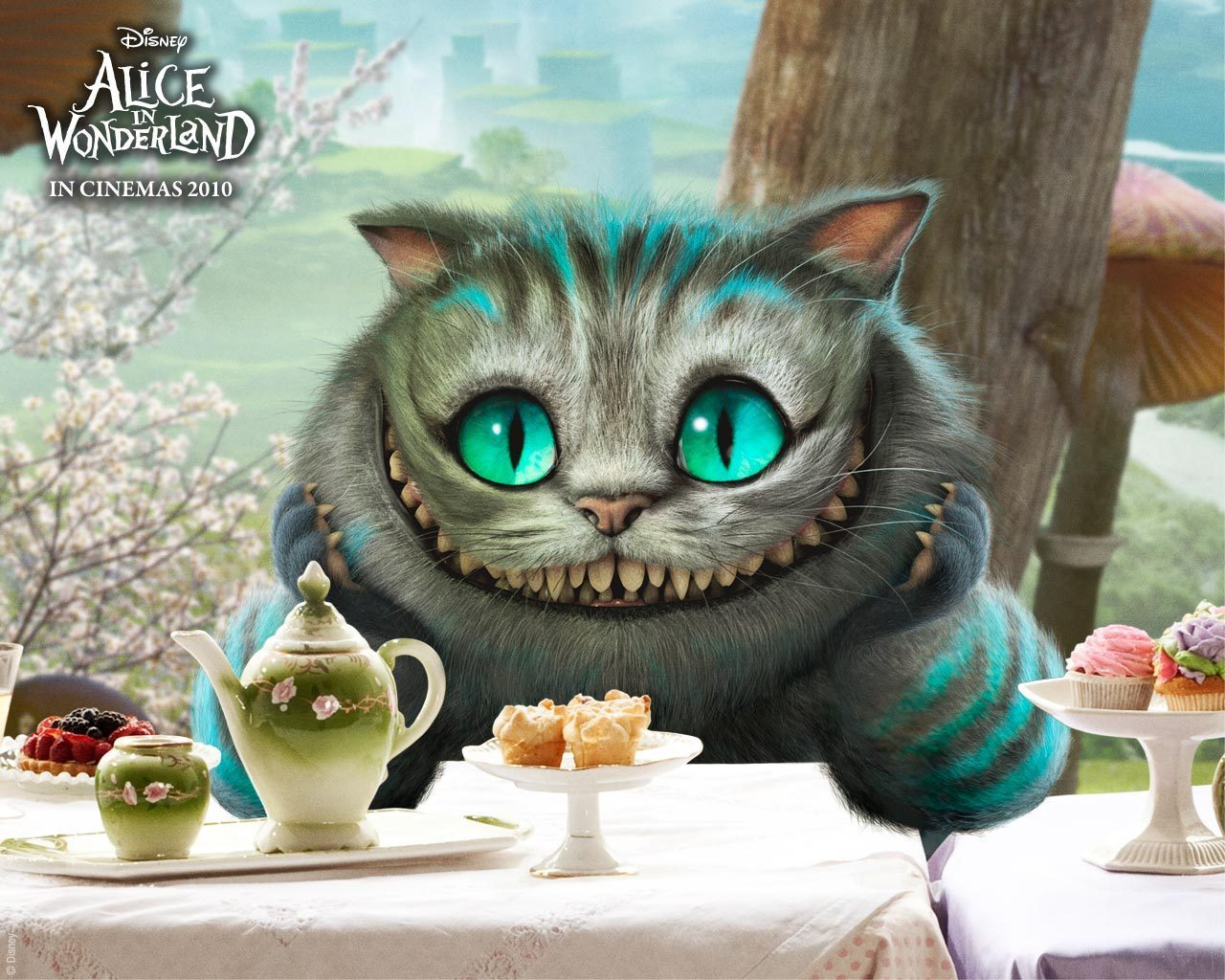 MOVIE Alice In Wonderland Meonks Blog