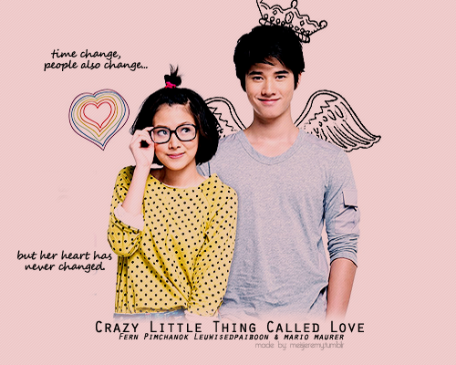 Tittle: Crazy Little Thing Called Love/ First Love